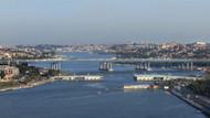 İstanbul'da koca köprü kayboldu