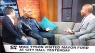 Tecavüz sorusu Mike Tyson'ı çıldırttı