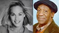 Bill Cosby bana tecavüz etti!