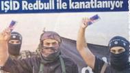 RedBull'dan skandal IŞİD reklamı