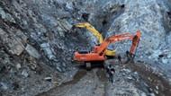Maden ocağında kaya düştü:1 ölü