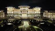 Cumhurbaşkanlığı Sarayı'na ek inşaat iddiası