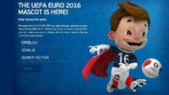 Euro 2016'nın maskotu pelerinli çocuk