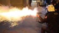 Gaz fişeği iddiaları meclise taşındı