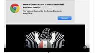 Al Jazeera Türk hacklendi!