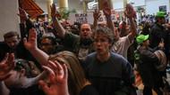 Ferguson protestosunda Türk'e gözaltı