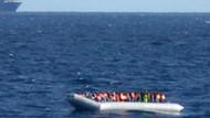 Akdeniz'i şişme botla geçmeye çalışıp öldüler!