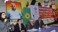Türk Bayrağı ve PKK bayrağı yanyana