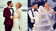 Ece Erken'in düğün hayali gerçek oldu