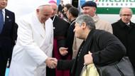 Serra Yılmaz: Papa'nın çevirmenliğini yaptım diye..