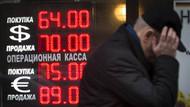 Rusya ekonomisi çöküşe gidiyor