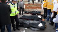 Elazığ'da korkunç kaza: 4 ölü