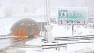 İstanbul-Ankara yoluna kar engeli