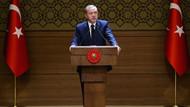 Erdoğan: Merhum İnönü'yü saygıyla anıyorum
