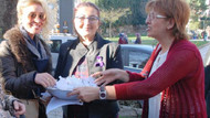 CHP'li kadınlardan 17-25 Aralık'a sabunlu protesto