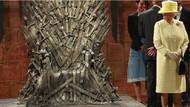Kraliçe Game of Thrones dedi, sosyal medya yanlış anladı