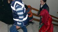 Suriyeli iki kişi üzerinden adeta cephanelik çıktı