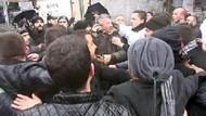 Taksim'de Ülkü Ocakları'na polis müdahalesi