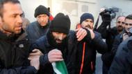 Cumhuriyet Gazetesi önünde 3 protestocuya gözaltı