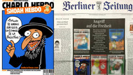 Alman gazetesi Yahudi karikatürü için özür diledi