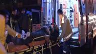 Makas atan sürücü yüzünden 6 araç birbirine girdi; 2 yaralı