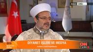 Diyanet Başkanı Görmez'den Alo Fetva isyanı