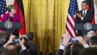 Obama ve Merkel'den flaş Ukrayna açıklaması