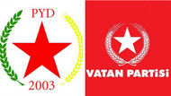 Vatan Partisi ambleminde şaşırtan PYD benzerliği