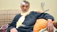 Ahmet Mekin'e araba çarptı, havaya savruldu!
