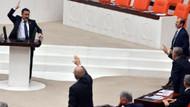 Meclis'te 'Bel'am' kavgası!