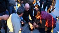 Kaza yerinden geçen acil tıp teknisyeni hayat kurtardı