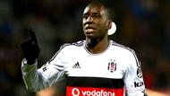 Beşiktaş'ta Demba Ba düşüşte