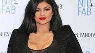 Kylie Jenner'ın makyaj faciası