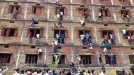Kopya vermek için binalara tırmandılar!