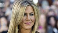 Jennifer Aniston da saçlarını yıkamıyor