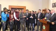 Nabi Avcı ile Cihan muhabiri arasında ilginç diyalog