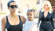 Sarışınlık Kim Kardashian'a zor geldi