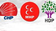 CHP, MHP, HDP ittifakı seçimde AKP'yi yendi!