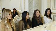 Kim Kardashian Ermenistan'da büyük ilgi gördü