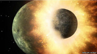 Dünyanın uydusu Ay nasıl oluştu?