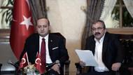 Akdoğan'dan Sırrı Süreyya'ya 'Yalçın malçın' tepkisi