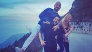 Meryem ile Murat'ın Cannes buluşması