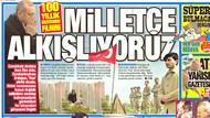 22 Nisan 2015 gazete manşetleri