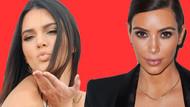 Kendall tamam Kim'i bekliyoruz