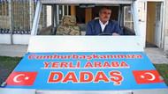 Yerli otomobil üretti! Erdoğan'a hediye edecek