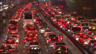 1 Mayıs tatili İstanbul trafiğini felç etti