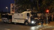 Binlerce polis Taksim ve Beşiktaş'ta yerlerini aldı