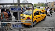 Taksim'e çıkan tüm yollar kapatıldı