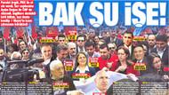 Takvim'in manşeti sosyal medyada alay konusu oldu