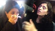 Beşiktaş'a makam aracıyla geldi, biber gazı yedi